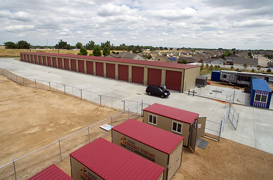 Climate Controlled Storage In Greeley Co Dandk Organizer