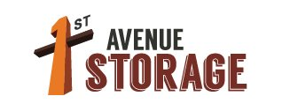 1st Avenue Storage Logo